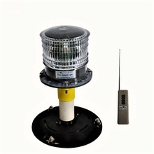 Doublewise ICAO led solar-powered airport runway edge light