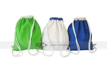 Drawstring bags in large quantity