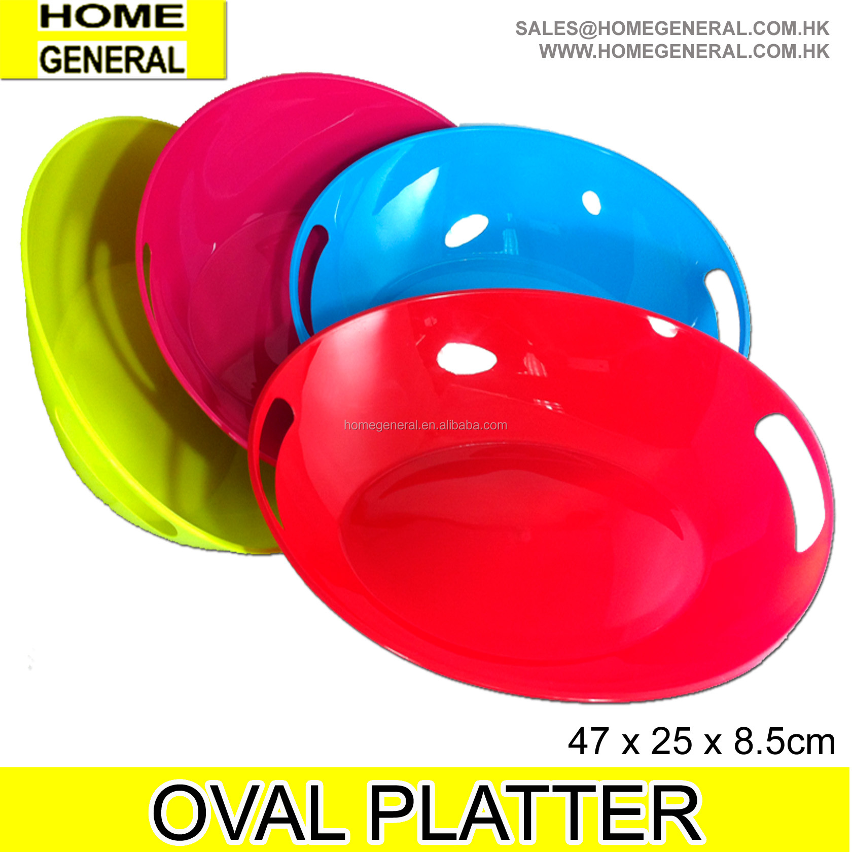 PLASTIC OVAL PLATTER PLASTIC PLATTER TURKEY PLATTER SERVING PLATTER PARTY PLATTER FRUIT PLATTER FOOD PLATTER