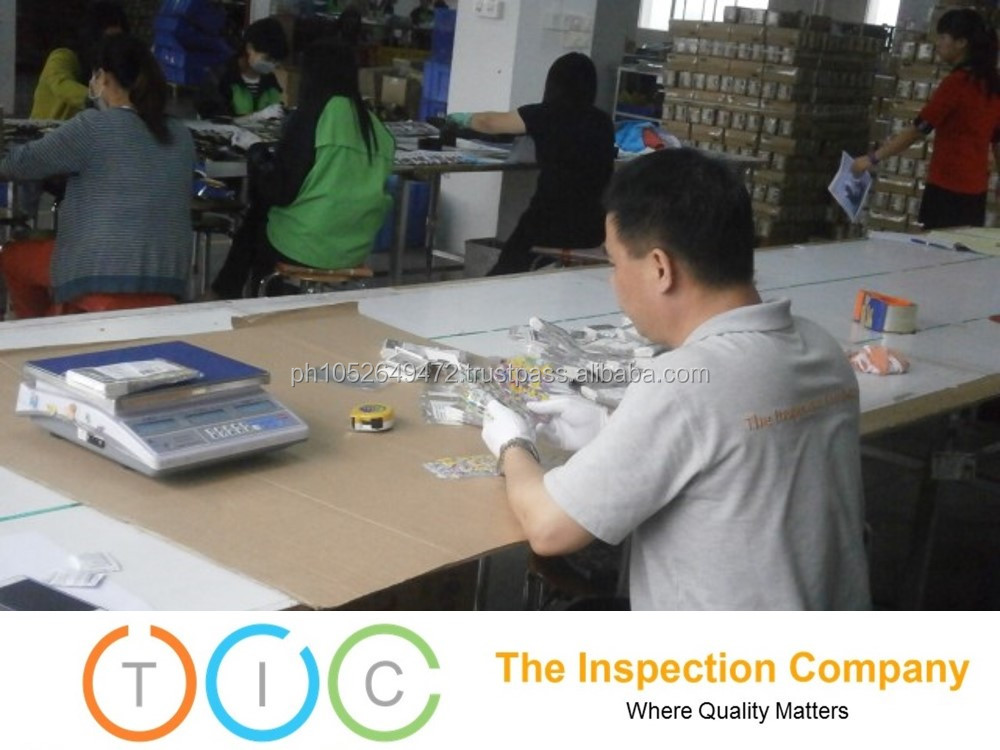 During Production Inspection Wall decoration Stickers in China