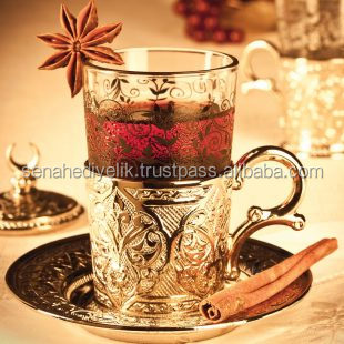Authentic Tea cup '' Persian and Arabic'' Style