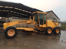 Chinese brand used liugong clg418 farm grader for sale