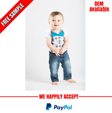 Cusotmised baby boy party dress manufacturer