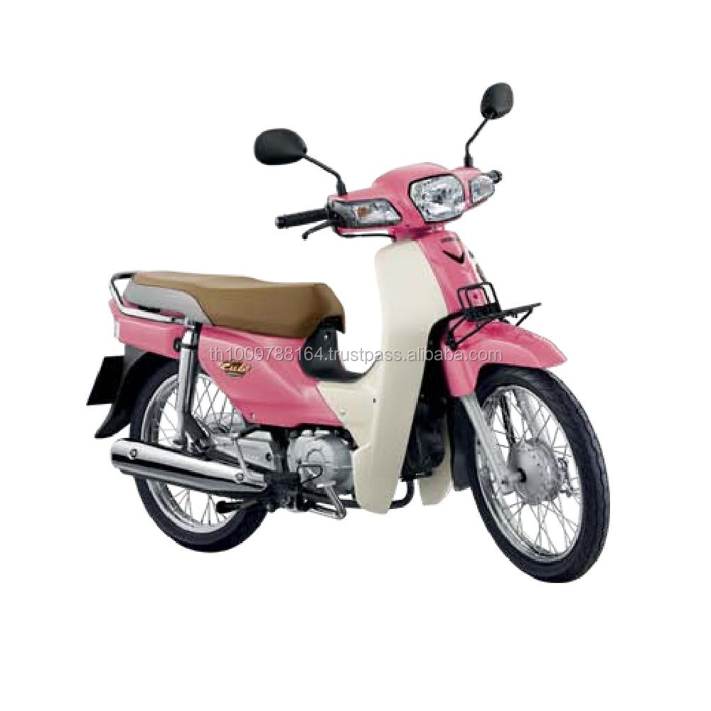 2017 Motorcycle Scooter SUPER CUB 12 100CC Pink-White Colour