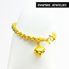 Inspire Jewelry Brand Gold Plated Bracelet
