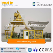 High Production Capacity Module Concrete Mixing/Batching Plant