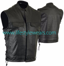 motorcycle leather vest custom leather vests costume leather vest men leather vest patchwork leather vest men leather biker vest