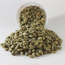 Indonesia arabica coffee green bean high quality