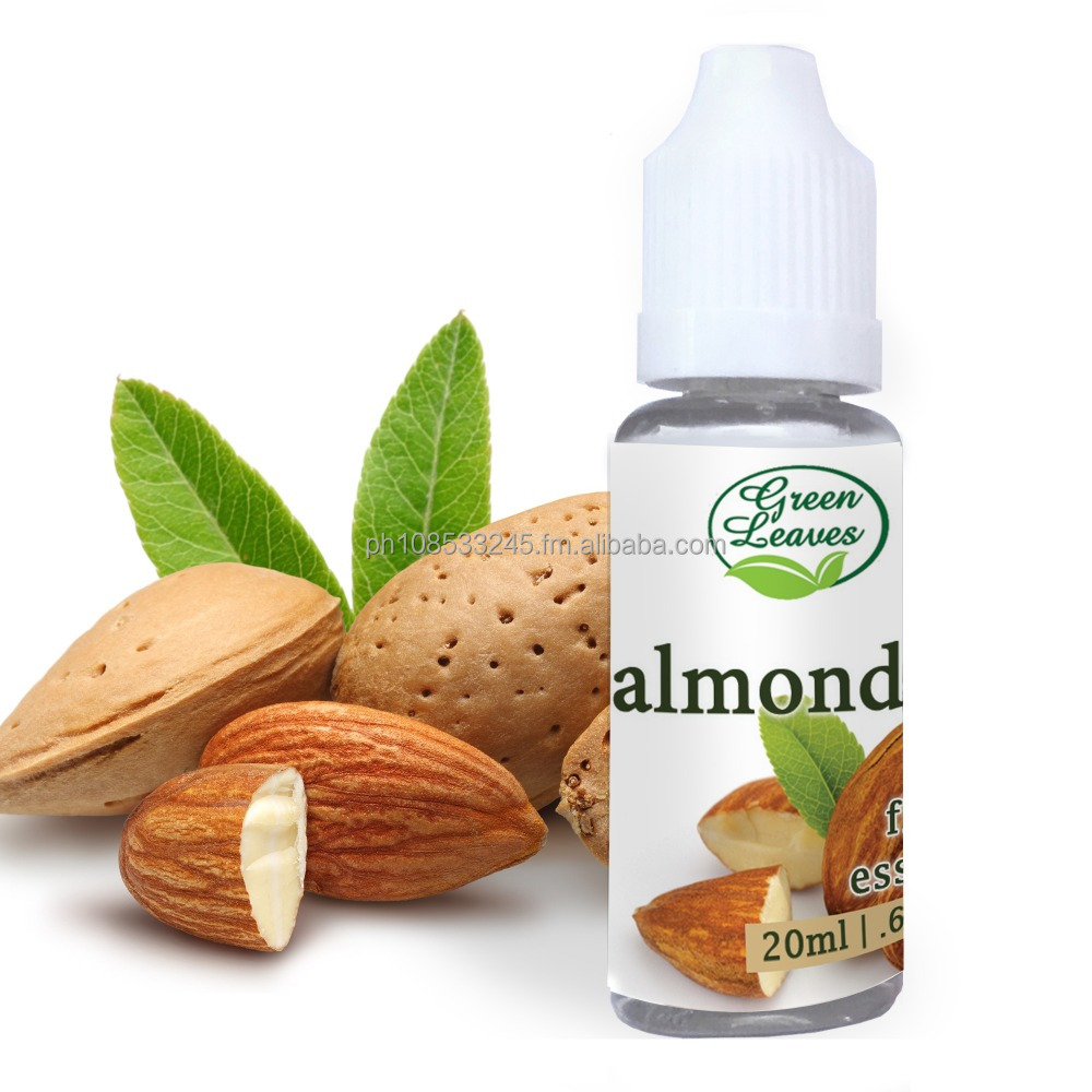 Green Leaves Concentrated Almond Food Flavor