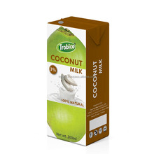 1000ml tetra pak Coconut milk-VietNam Manufacturer-OEM Fruit Juice-From Trobico Brand