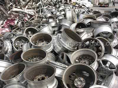 Aluminum wheel scrap price