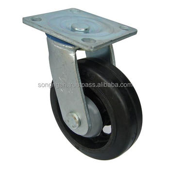 METAL STAMPING PARTS - CASTER WHEEL FOR ORDER