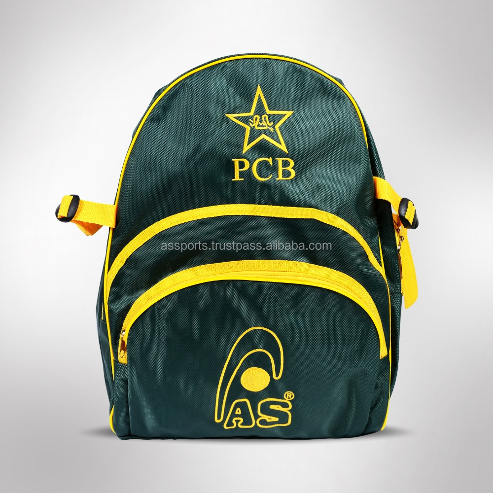 AS Cricket Back Pack Bag - PCB