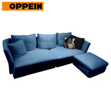 OPPEIN Home <strong>Furniture</strong> Modern Sectional Sofa Set