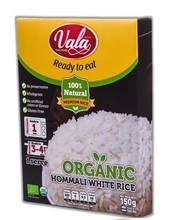 ready to eat organic food HOMMALI White Rice Instant food Thai food