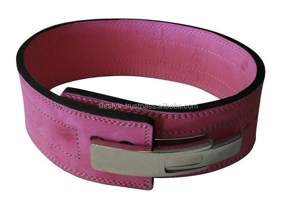 power gym equipment gym waist belt custom gym belt pilates power gym