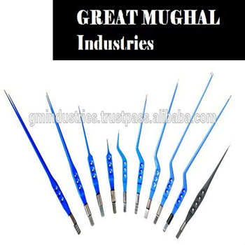 GMI Disposable Bipolar Forceps, Electrosurgery Forceps High Quality Surgical Tools