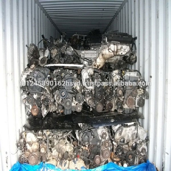 Aluminium Engine Scrap(Recovery Rate 70%) best price for sale