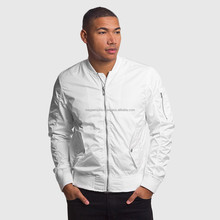 Super Style Winter Season Bomber Jackets Made of Nylon Polyester
