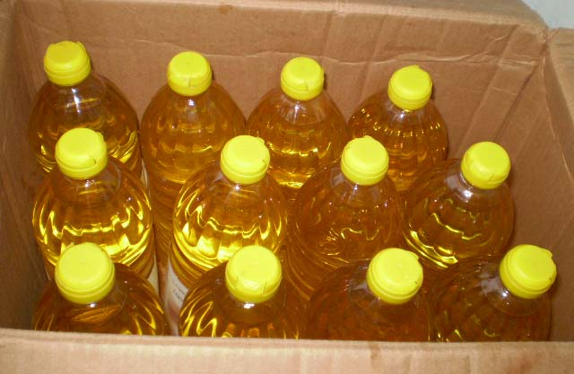 Refined Vegetable Oil (1L, 2L, 3L, 5L, 10L PET Bottle)