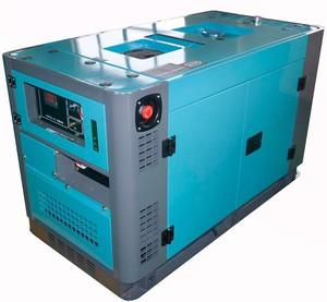 diesel generator 12kw silent with R292 air-cooled diesel engine