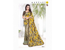 New Indian Bollywood Casual Wear Saree Pakistani Wear Sari