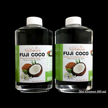 FUJI COCO 100% 500ml. Virgin Cold Pressed Coconut Oil FJ0500-2
