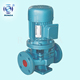 ISG vertical shaft drinking water transfer pump small inline water pump