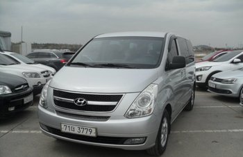 2008 HYUNDAI GRAND STAREX CVX LUXURY used car (17070140)