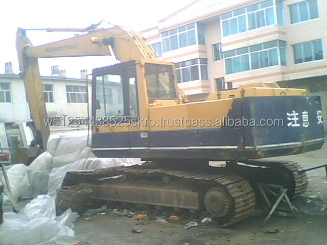 2003 model year used komatsu pc200-3 excavator digger for sale