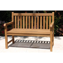 Java Wooden Garden Bench