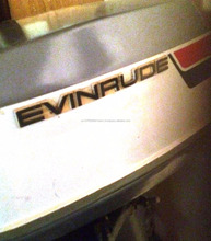 40 HP EVINRUDE NORSEMAN OUTBOARD CLEAN USED LOW HOURS FRESH WATER MOTOR
