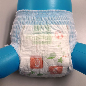 Hot Selling Soft Breathable Comfortable Classic Sleepy Baby Disposable Diaper in Malaysia