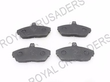 BRAND NEW DISK BRAKE PAD SET SUITABLE FOR WILLYS MAHINDRA JEEP #G382