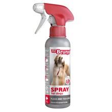 "Mr. Bruno Plus - Flea & Tick Spray for Dogs ""Intensive protection"", 200 ml"