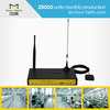 F7434 wireless solutions supportive 3G GPS 4G router cellular modem with sim card slot for vending machine/ATM in Belgium