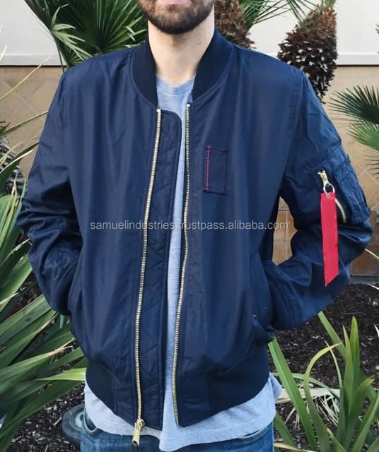 streetwear style fashion boys winter jacket two side wear luxury