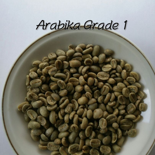 advantage of divulging the source of the coffee beans The caffeine content found in green coffee bean is 1- 2 percent (source: wild flavors, inc) there are other benefits of taking green coffee bean extract coffee beans contain a chemical known as chlorogenic acid this chemical is eliminated when coffee beans are fermented, dried or roasted.