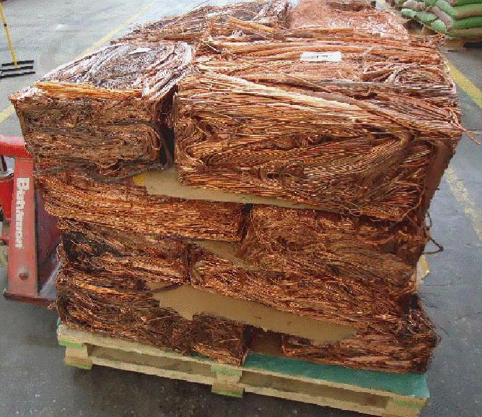 Copper Wire Mill berry Scrap 99.99% Purity for Sale