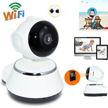 Wireless Pan Tilt HD 720-P Security Network CCTV IP Camera Night Vision WIFI IR 876