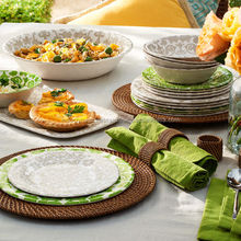 Wholesale with cheap price rattan chargers plates, wedding charger rattan