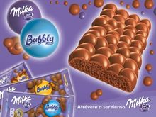 Bedazzling Milka Chocolate 300g Available