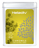 Heladiv CAMOMILE flavoured Ceylon tea 2g * 15 Pyramid Tea bags in Tin ISO22000 Herbal Infusion