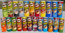 New Arrivals Pringles Potato Chips all Flavours Available