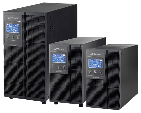 High Quality On Line 1/Single Phase 2 kVA UPS