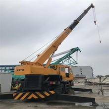 high quality good condition used kato 25ton rough terrain crane for sale