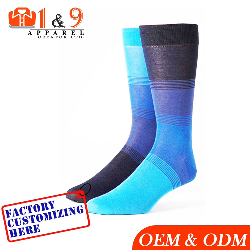 Hot selling wholesale factory direct cheap men's football compression socks bangladesh
