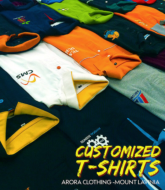 Custom Pique Polo T-shirts with Embroidery