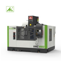Siemens or Fanuc Controller cnc Machine high quality Machine Centre cnc machining center vmc850
