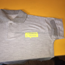 custom mens grey colour polo shirt, dri fit polo t shirt wholesale boys t-shirt india